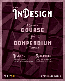 InDesign Course and Compendium cover