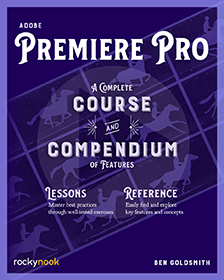 Premiere Pro Course and Compendium cover
