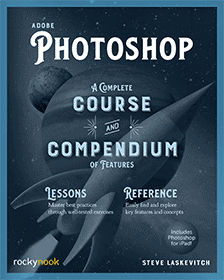 Photoshop Course and Compendium cover